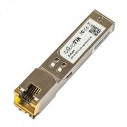 SFP მოდულები - 1.25 გბ/წმ SFP-დან 1 გბ/წმ Rj45-ზე გადმყვანი მოდული