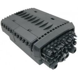 Drop Cable Type Fiber Optic Splice