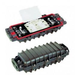 F2H-FOSC-BIM-E6S24-4VG Horizontal Type Fiber Optic Splice Closure(FOSC)
